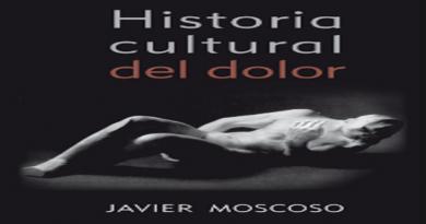 historia cultural del dolor