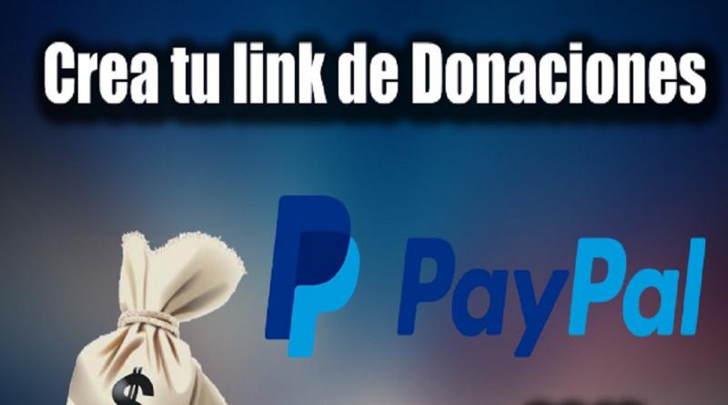 Añadirel botónde donaciones
