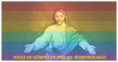 ROLES DE GÉNERO EN PAREJAS HOMOSEXUALES